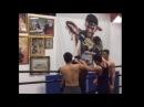 Buakaw Banchamek Thai Muay Thai Training 22 October 2016 In Thailand Banchamek Gym Bangkok