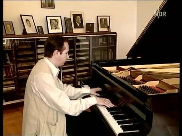 VIDEO Mikhail Pletnev plays Variations on at theme of Corelli