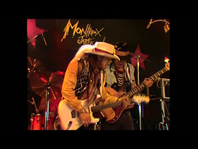 Stevie Ray Vaughan - Pride And Joy - Montreux 1985