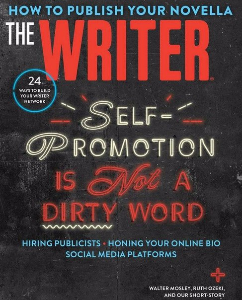 Book cover Writer032017