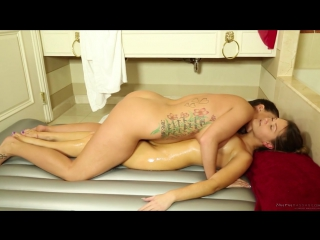 Alison Tyler, Abby Cross [HD 720, lesbian, massage, new porn 2016] 18+720