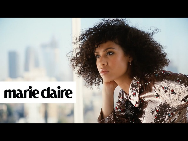 Gugu Mbatha Raw FreshFaces Cover Shoot