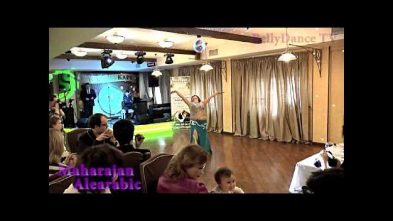 Bellydance TV - Maharajan Alearabic - Марина Худякова