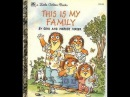 THIS IS MY FAMILY Little Critter Children's Audio Book Read Aloud, written by Gina and Mercer Mayer