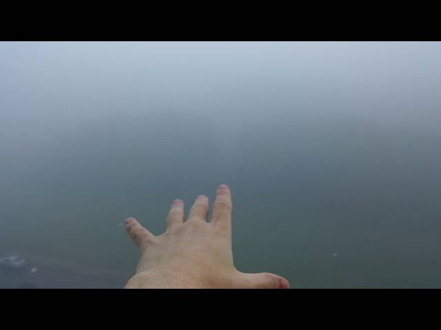 В Питер пришёл Мега Туман