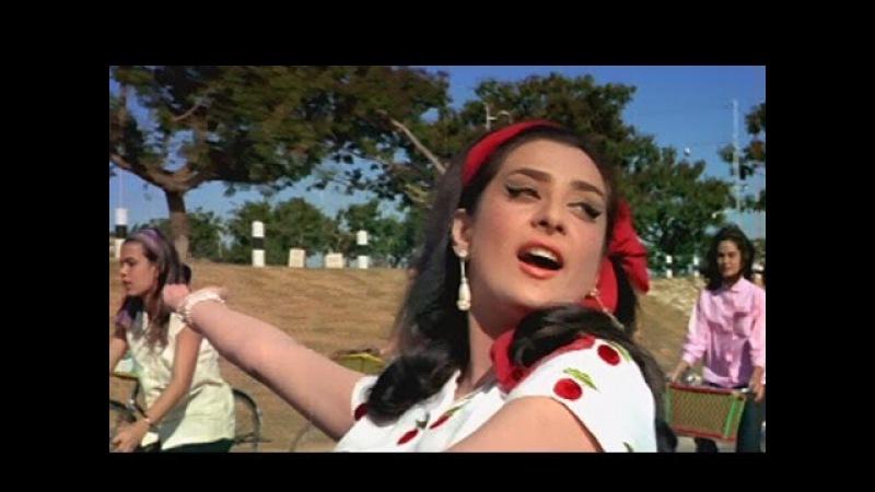 Main Chali Main Chali - Padosan - Saira Banu - Classic Old Hindi Songs