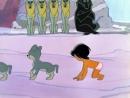 Маугли 1 серия 1973 - мультфильм. Роман Давыдов
