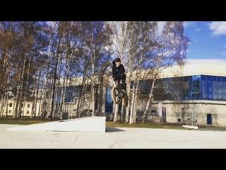 "Nikita on Instagram: ""#ленэкспо#тепло#day#niggasbelike#nigga#niga#style#street#подкат#стиль#стрит#bmx##ride#bike#paradisebmx#180#bar#barspin#halfcab#fakie"""