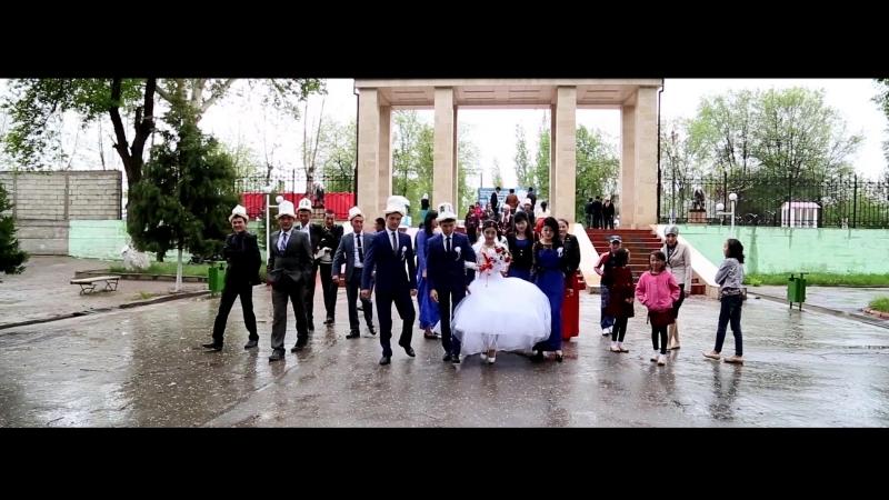 Городской ПАРК в Кызыл-Кии (Свадьба)