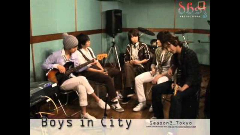 [Eng Sub] (DBSJ Productions) Super Junior Boys in City Season 2 (Ep. 3)