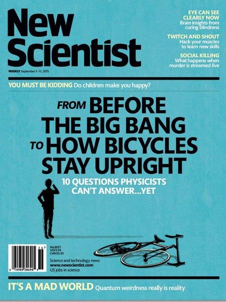 New Scientist - September 5, 2015 vk.com