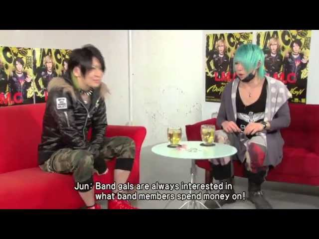 [Web] Junkos Room Vol.4 Guest Aiji (from LM.C) Part.1