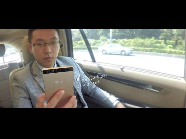 ELEPHONE M2 Реклама MTK6753 5 5 Polegadas FHD Android 5 1 4G LTE