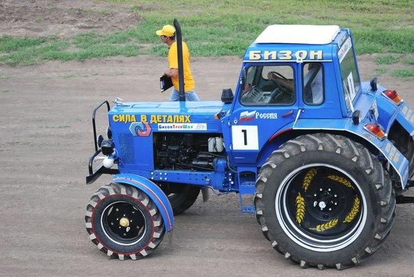 Смотреть тюнинг тракторов картинки