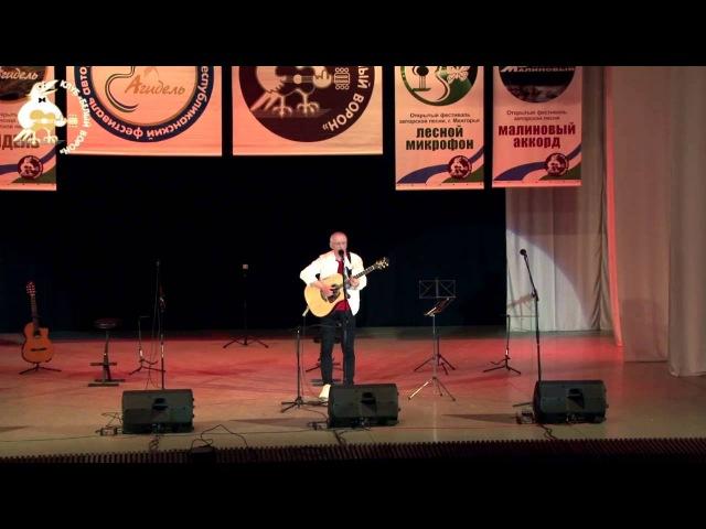 45 Владимир Колесников ~ Перевозчик ~ Открытие Фестиваля Агидель 2015 ~ клуб Белый ворон