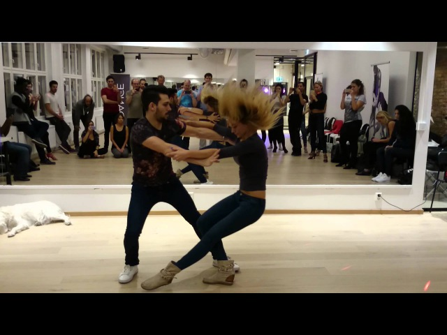 Gatica and Truji Bachata Sensual at Dance IT 2015 8