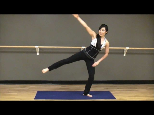 POP Pilates: Serious Standing Pilates for Legs, Butt Obliques