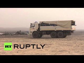 Египет: Следователи собираются вещи жертв Российских авиакатастрофе в Синае.