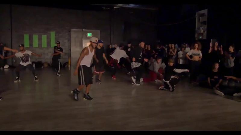 Denzel Chisolm X Sisley Loubet Choreography   DJ Tjaey - Look Like You (Afro Remix)