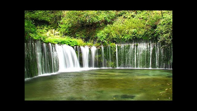 Sights Sounds of Karuizawa Nagano ᴴᴰ ● 白糸の滝 軽井沢 長野