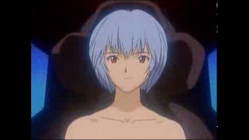 Evangelion Frozen Rei