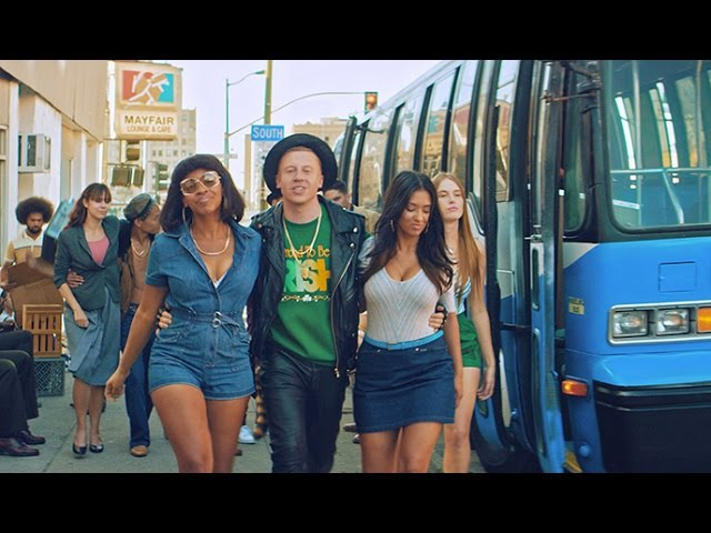 MACKLEMORE RYAN LEWIS DOWNTOWN OFFICIAL MUSIC VIDEO