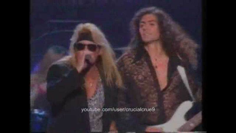 Vince Neil You're Invited But Your Friend Can't Come Live