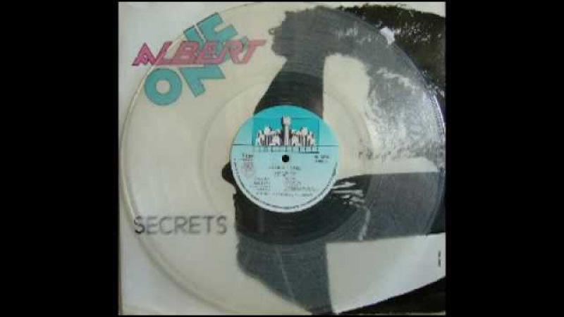 ALBERT ONE SECRETS 1986 ITALODISCO