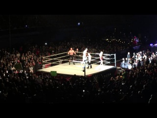 Brock Lesnar vs Alberto Del Rio - Full Match 12/19/2015