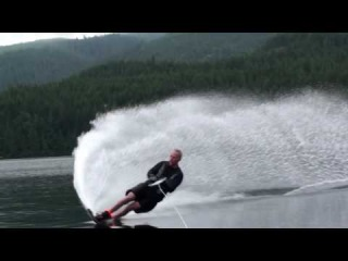 FMWebCast Clinic: How to Slalom Water Ski in HD - Free Skiing without a Slalom Course 32 off