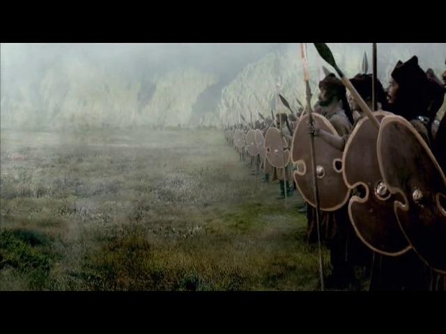 BBC: История мира: Первые империи / 2 серия