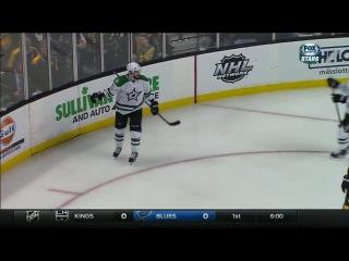 Tyler Seguin Hat Trick vs Bruins