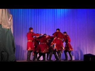 "Огни Кавказа ""Армянский танец Арцах"" / Ogni Kavkaza ""Armenian dance Artsakh"""