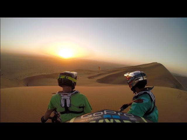 GoPro Namibia Dunes with Andi Tillmann