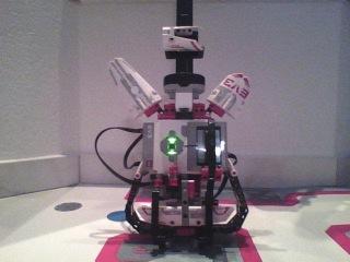 LEGO Mindstorms EV3 EL3CTRIC GUITAR