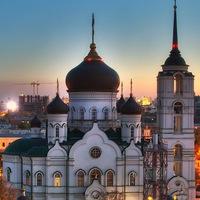 Логотип Воронеж