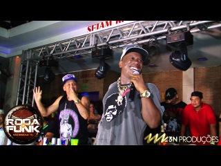 MC Gorila :: Ao vivo e pela 1ª vez em carreira solo no Canal Funk Carioca ::