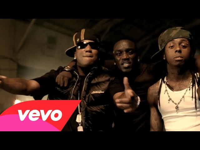Akon - Im So Paid ft. Lil Wayne, Young Jeezy (Official Video)