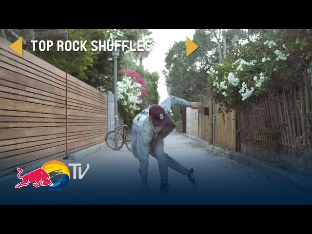 Toprock and Downrock: Quick Steps 3   The Break Boys