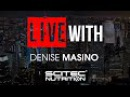 LIVE with DENISE MASINO (Warrior Dash Event)