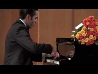 Alexander Scriabin: Etude dis-moll op.8 №12 - Nikolay Savvidi