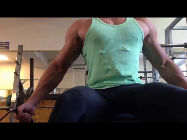 SHTIN IGOR Тренировка груди 10 03 16