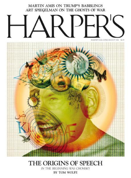 Harper's Magazine - August 2016