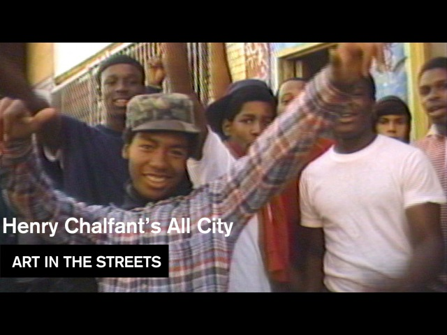 Henry Chalfant's All City Classic Street Art Art in the Streets MOCAtv Ep 13