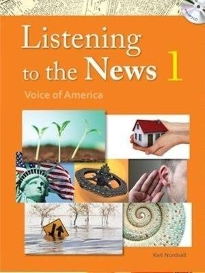 «Listening to the News: Voice of America» (для среднего уровня - Level B1) - увлекательный курс английского языка состоящий из трех частей и чрезвычайно полезный для развития практических навыков восприятия английской речи.