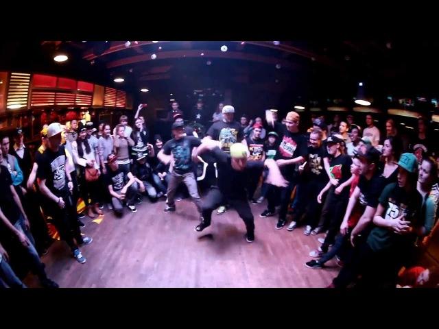 Anton Pashulya (Twin B-Dash [RSK]) | Judge Showcase | KRUMP CITY GAMEZ| 19/1/14 |