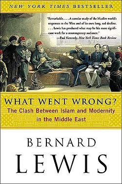 Bernard Lewis - The End of Modern History in the Middle East [2011][A]