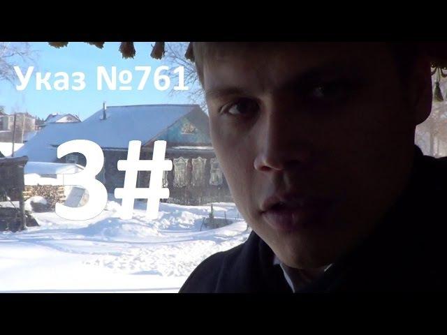 Реализация Указа №761 в Пермском крае 3 серия Поездка в Нижнемуллинскую СОШ
