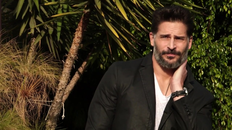 Men's Fitness April 2016 Cover Shoot Interview with Joe Manganiello