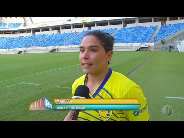 UniãoRN 3x1 CaucaiaCE - Copa do Brasil de Futebol Feminino 24082016